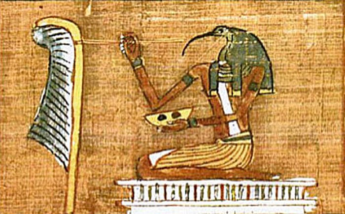 The Language of the Birds and the Book of Thoth.