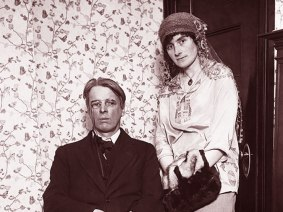 W.B. and Georgie Yeats, late 1920's.