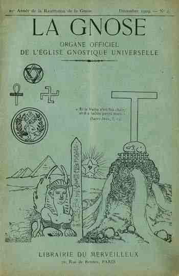 "The Bibliotheca Philosophica Hermetica acquires works by René Guénon, including periodical ""La Gnose"""