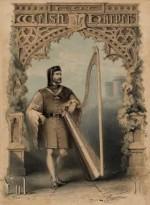Dafydd_ap_Gwilym_-_Frontispiece_John_Parry's_The_Welsh_Harper