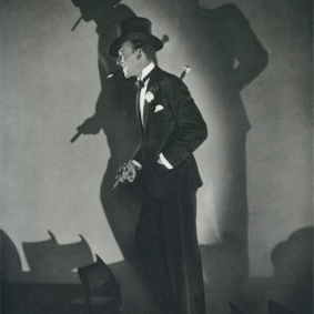 Edward Steichen Fred Astaire Top Hat in Funny Face 1927