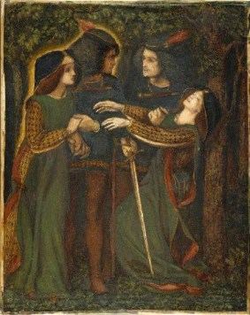 dante_gabriel_rossetti_-_how_they_met_themselves_1860-64_circa