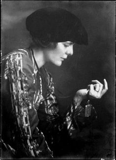 Hilda Doolittle (H.D.) poet (1886–1961) – The Mysteries Remain