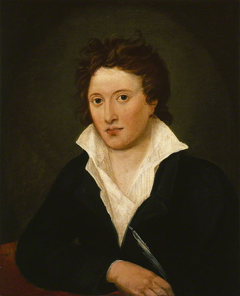 The Secret Alchemy of Poetry – Percy Bysshe Shelley